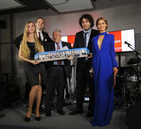 Сильверио Мариан, глава компании WWTS, и Адреа Мариан, директор компании WWTS, официального представителя марки Lithos Design в России.