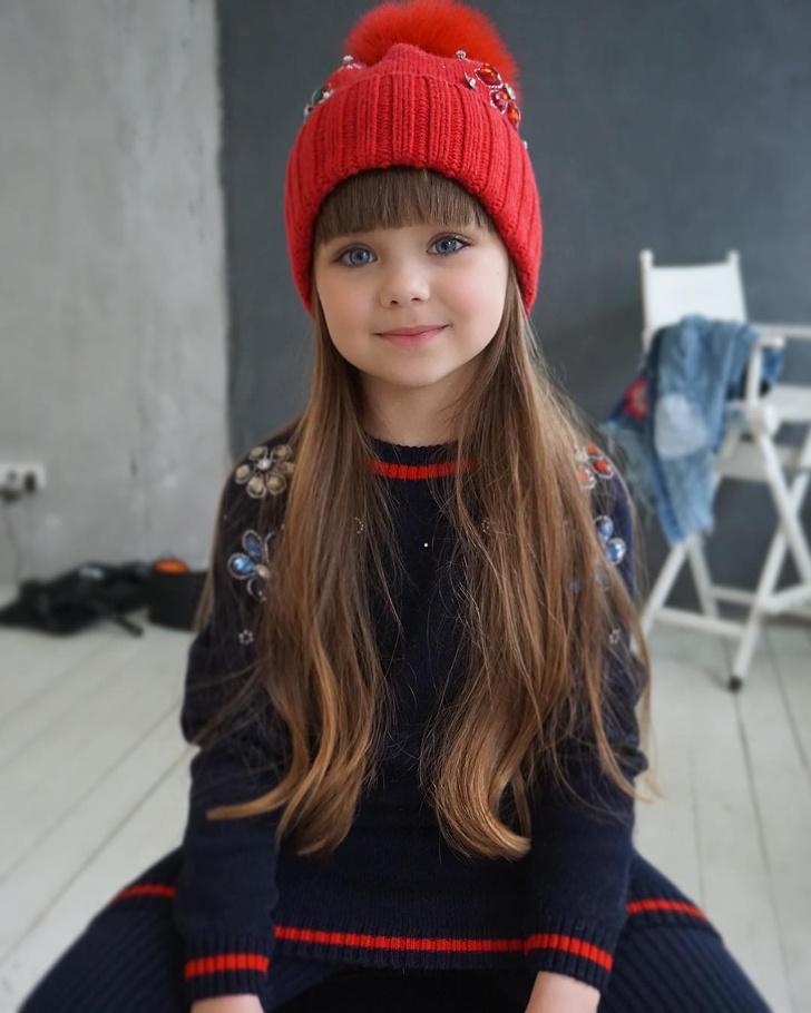 Названо имя самой красивой девочки в мире (фото 9)