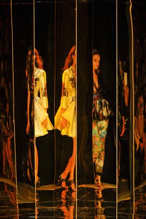 Показ Cynthia Rowley коллекции сезона Весна-лето 2012 года Prêt-à-porter - www.elle.ru - Подиум - фото 292860