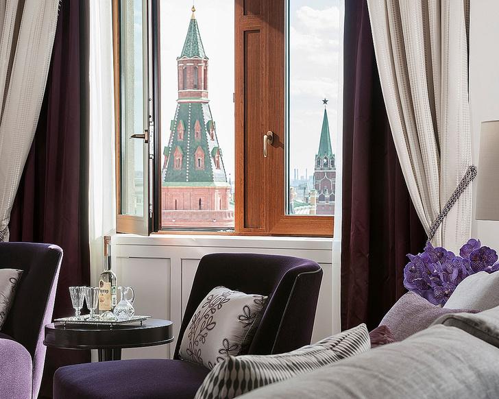Москва / Four Seasons