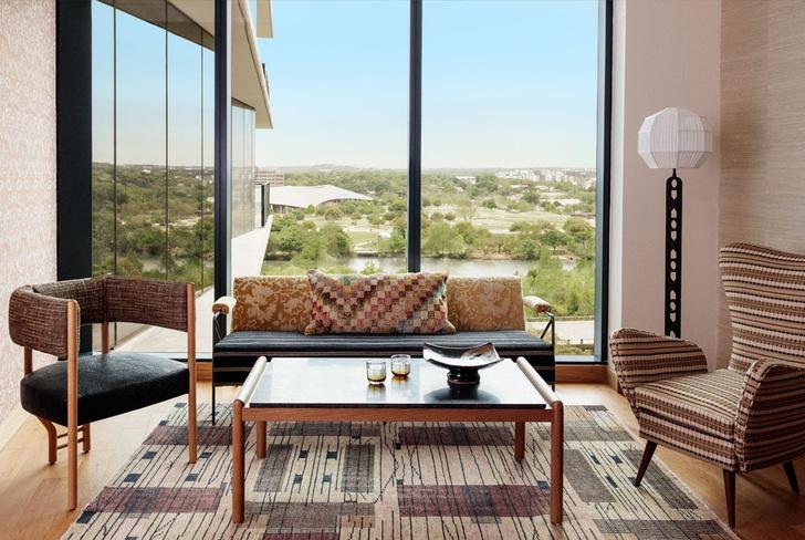 Austin Proper Hotel: новый отель по дизайну Келли Уэстлер (фото 0)