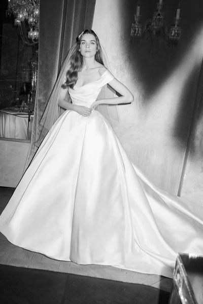 Wedding time: свадебные коллекции 2019 в стиле ретро (галерея 3, фото 1)