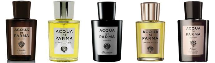 Colonias от Acqua di Parma