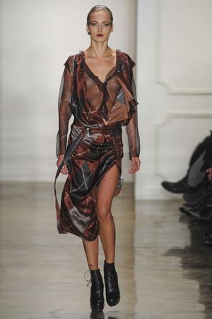 Показы мод Altuzarra Осень-зима 2011-2012 | Подиум на ELLE - Подиум - фото 2400