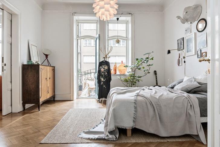 Образцовая скандинавская квартира 140 м² (фото 7)