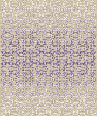 Авангард, лестницы и море: ковры от русских дизайнеров (фото 10.2)