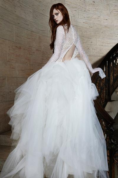 Любо-дорого: свадебная мода 2015 | галерея [3] фото [3]