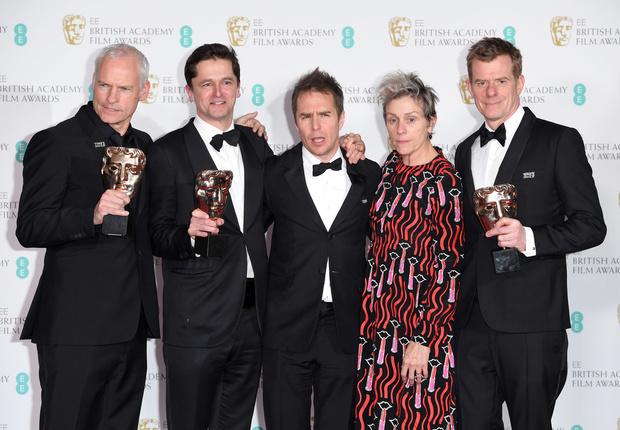 Итоги BAFTA-2018 (фото 7)