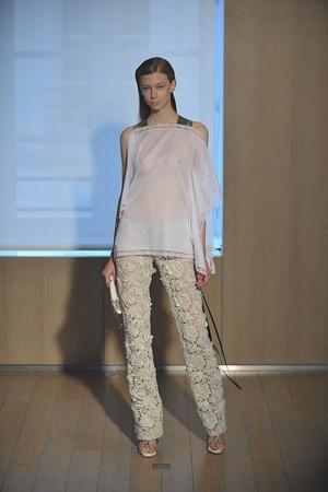 Показ Alexis Mabille коллекции сезона Осень-зима 2009-2010 года haute couture - www.elle.ru - Подиум - фото 87112