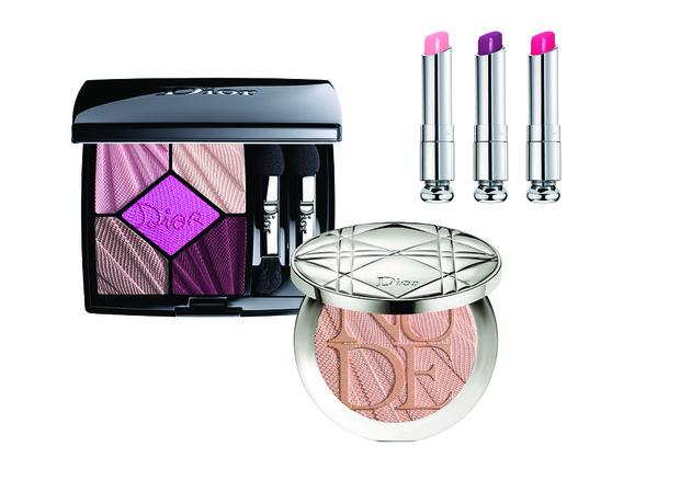 Цветные сны: Весенние коллекции макияжа 2018 (фото 3)