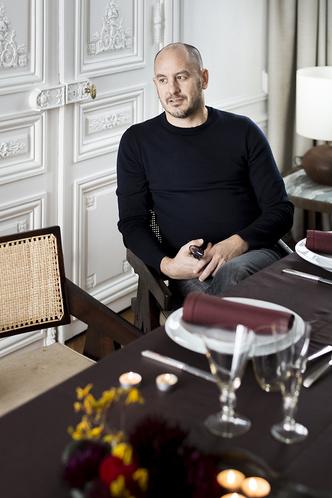 Луис Лаплас, дизайнер