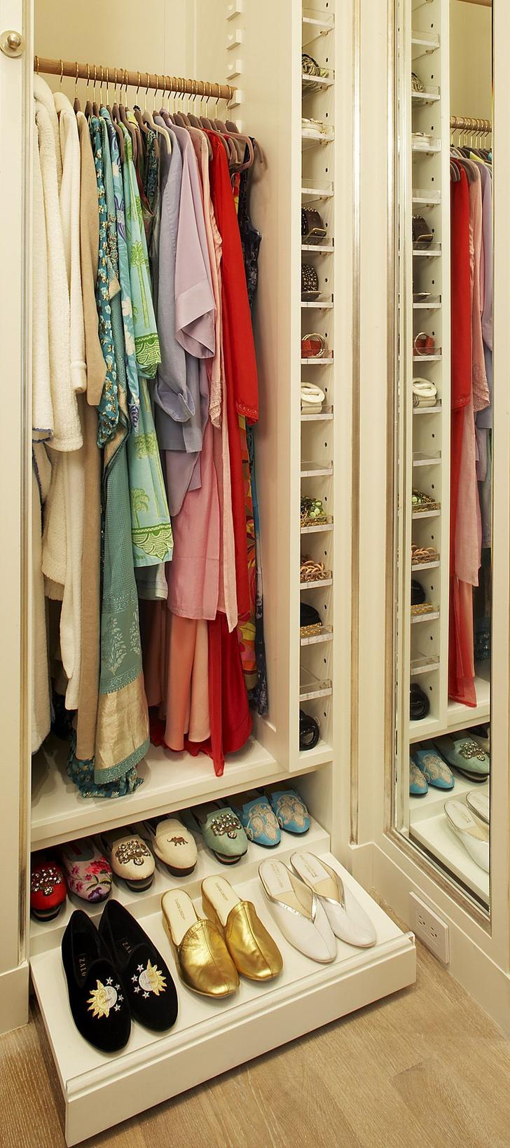 9 советов по наведению порядка в гардеробе (фото 22)