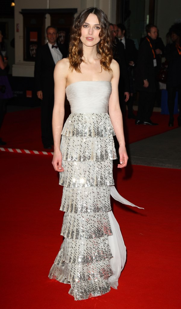 Успех: церемония The Orange British Academy Film Awards 2008