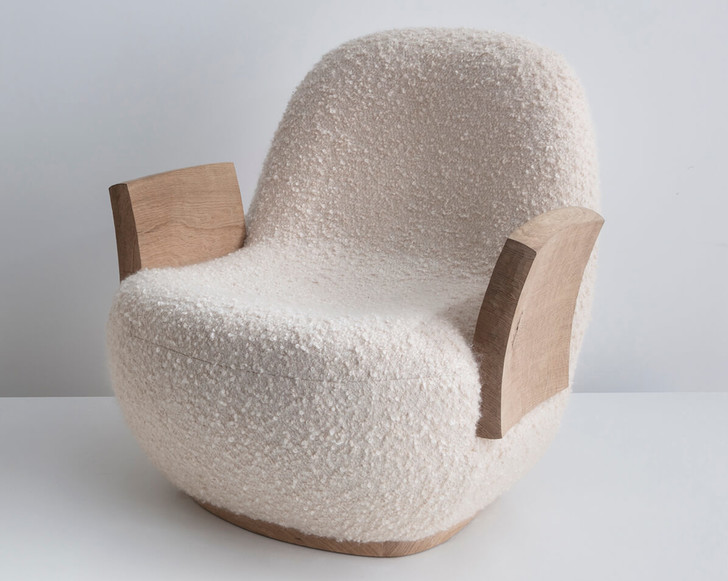 Кто на троне? Топ-10 эффектных дизайнерских кресел 2019 (фото 10)