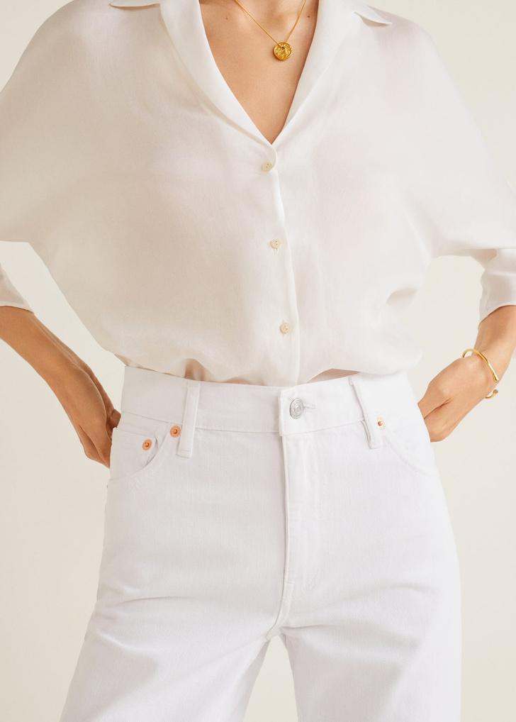 Инструкция: 5 свежих способов носить белоснежные вещи (фото 11)