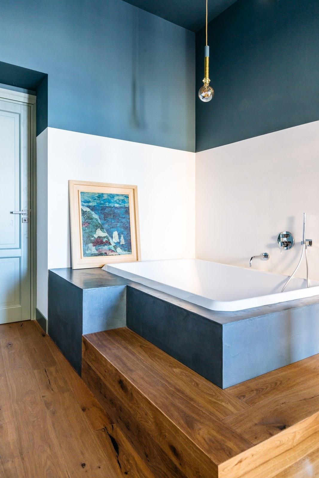 Необычная ванна: 25+ вдохновляющих примеров (галерея 1, фото 5)