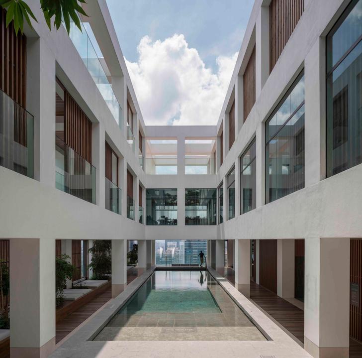 Отель Alila Bangsar — новый проект Neri&Hu в Малайзии (фото 2)
