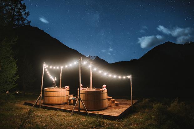 Новый романтизм: палаточный отель «Лес и море» в Калязине и на Алтае (фото 12)