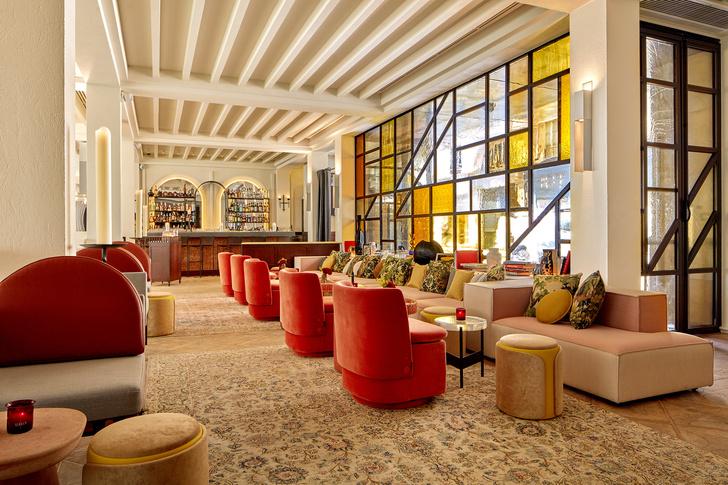 Sinner: новый отель в самом сердце Парижа (фото 5)