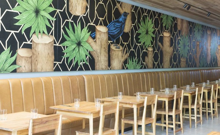 Ресторан Orilla в Буэнос-Айресе (фото 5)