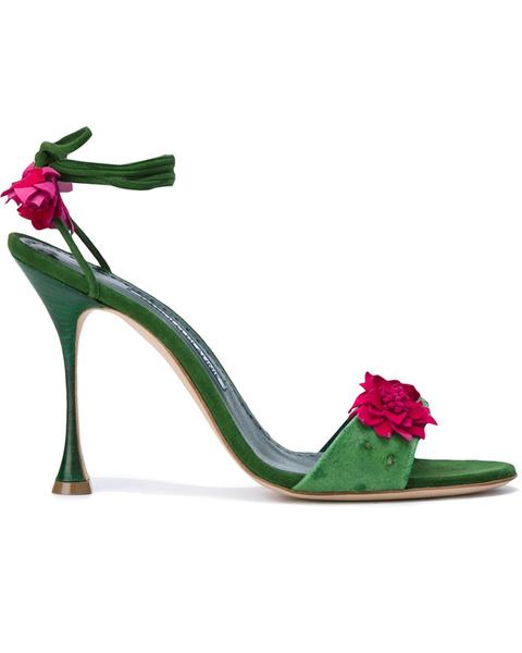 Модные цвета лето 2017 года обувь