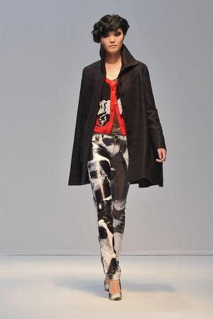 Показ Cathy Pill коллекции сезона Весна-лето 2009 года Haute couture - www.elle.ru - Подиум - фото 86188