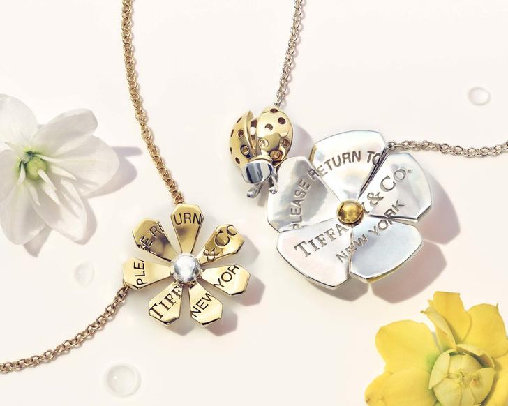 Новая классика: Tiffany & Co. представили украшения Return to Tiffany Love Bugs (фото 4)