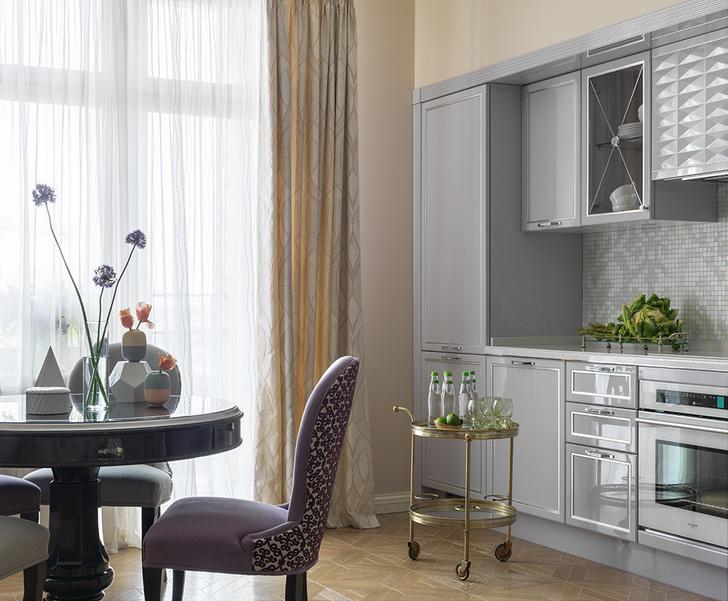 Квартира 118 м² на Плющихе: проект Марины Поклонцевой (фото 11)