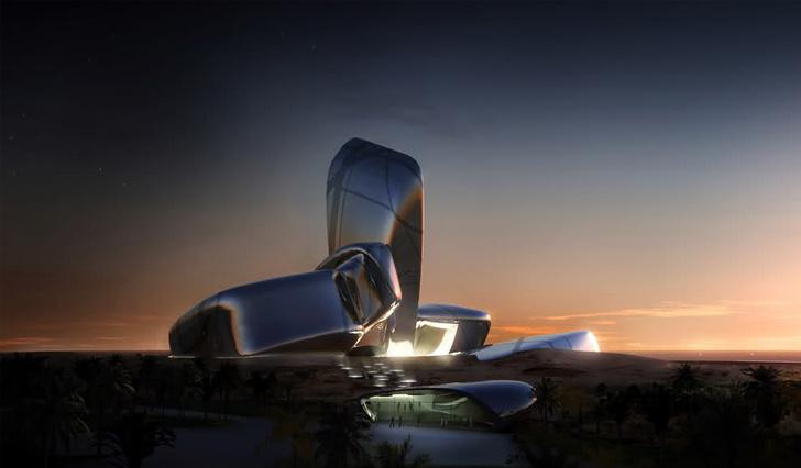 Новые музеи мира (фото 19)
