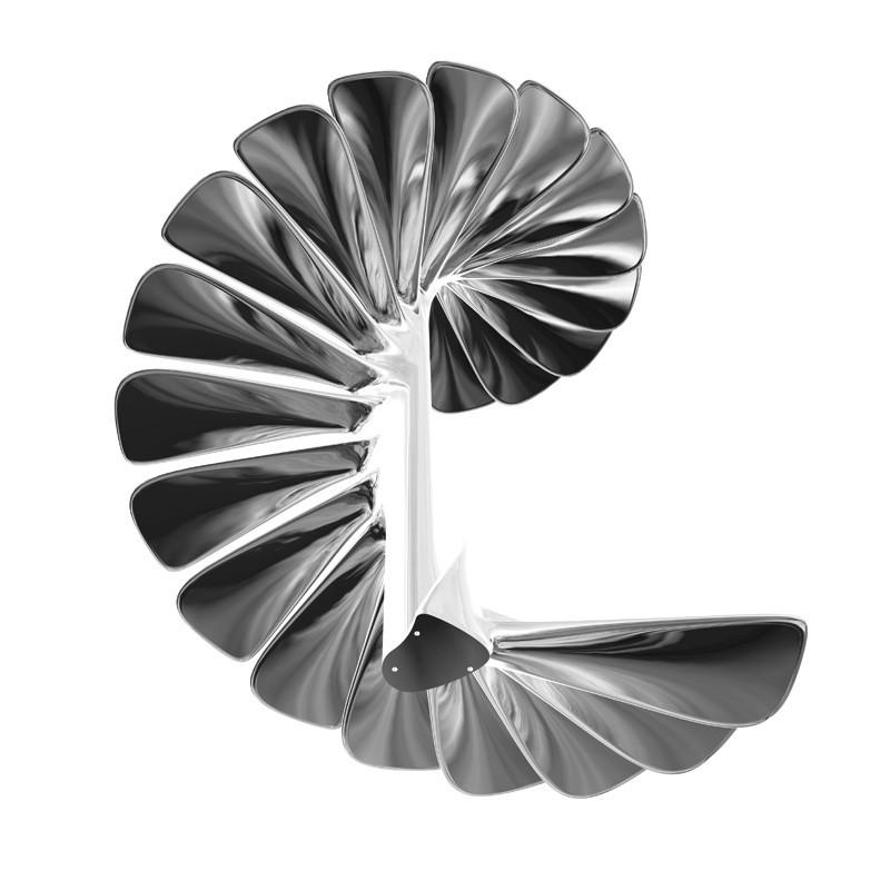 Топ-10: самые необычные дизайнерские лестницы | галерея [2] фото [5]