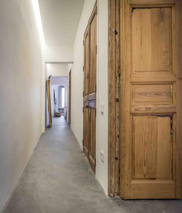 Новая жизнь старого дома в Мадриде (фото 5)