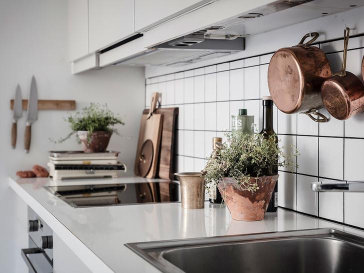 Скандинавский минимализм: квартира в Гетеборге (фото 19)