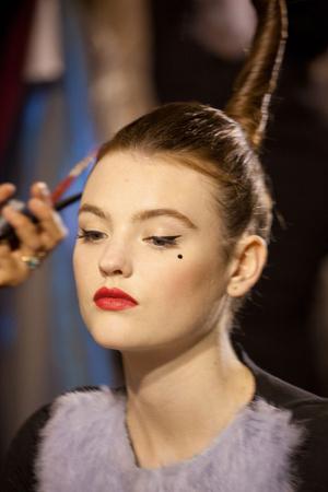 Показ Alexis Mabille коллекции сезона Осень-зима 2012-2013 года haute couture - www.elle.ru - Подиум - фото 403571