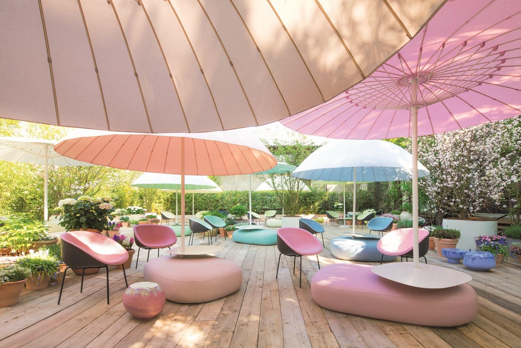 Топ 10: Модные зонты от солнца для сада и улицы (галерея 0, фото 0)