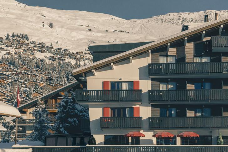 Experimental Chalet: новый дизайнерский отель в Альпах (фото 2)