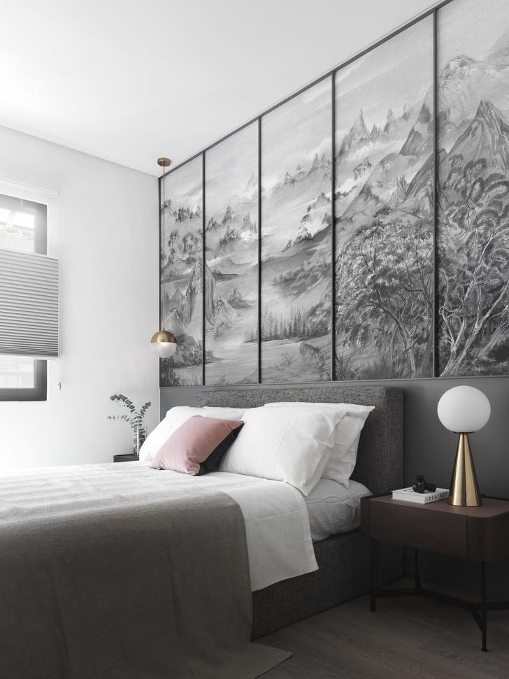 Красота повседневности: минималистская квартира в Тайбэе (фото 3)