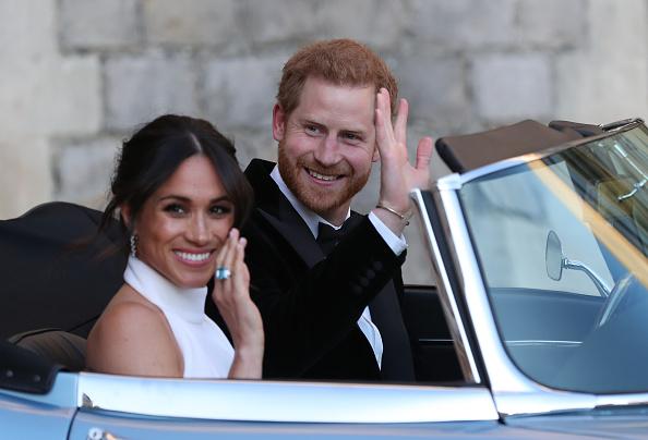 Идрис Эльба рассказал, под какую песню танцевали принц Гарри и Меган Маркл на своей свадьбе (фото 3)