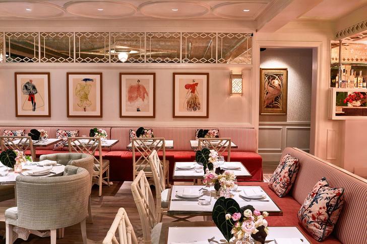 Зефир и карамель: романтичный ресторан в Майами (фото 4)