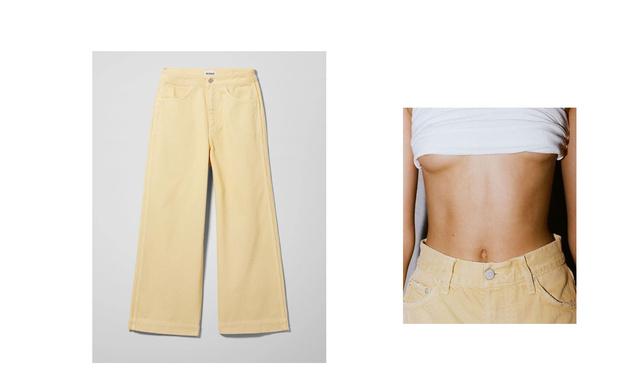 5 способов носить белый топ не только с голубыми джинсами (фото 6)