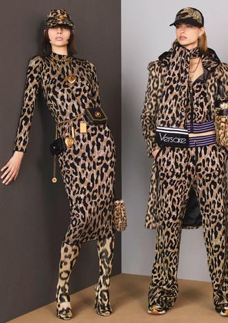 Versace, pre-fall 2018