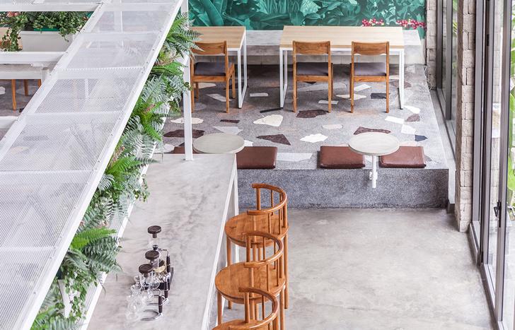 Лаундж-кафе Full Circle на Бали (фото 2)