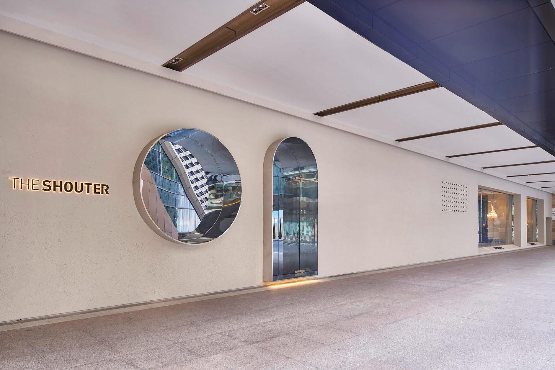 Индустриальный шик: дизан-бутик Shouter в Шанхае (галерея 13, фото 5)