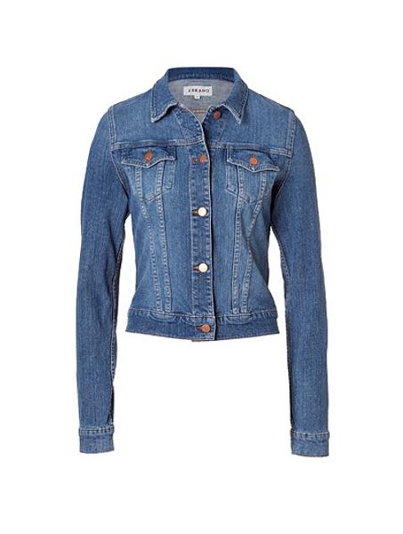 Джинсовая куртка или рубашка