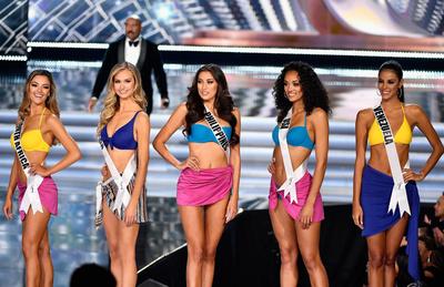 В Лас-Вегасе выбрали победительницу конкурса «Мисс Вселенная — 2017» (галерея 4, фото 1)