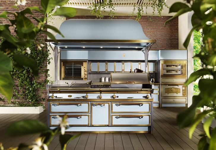 Летняя кухня Officine Gullo