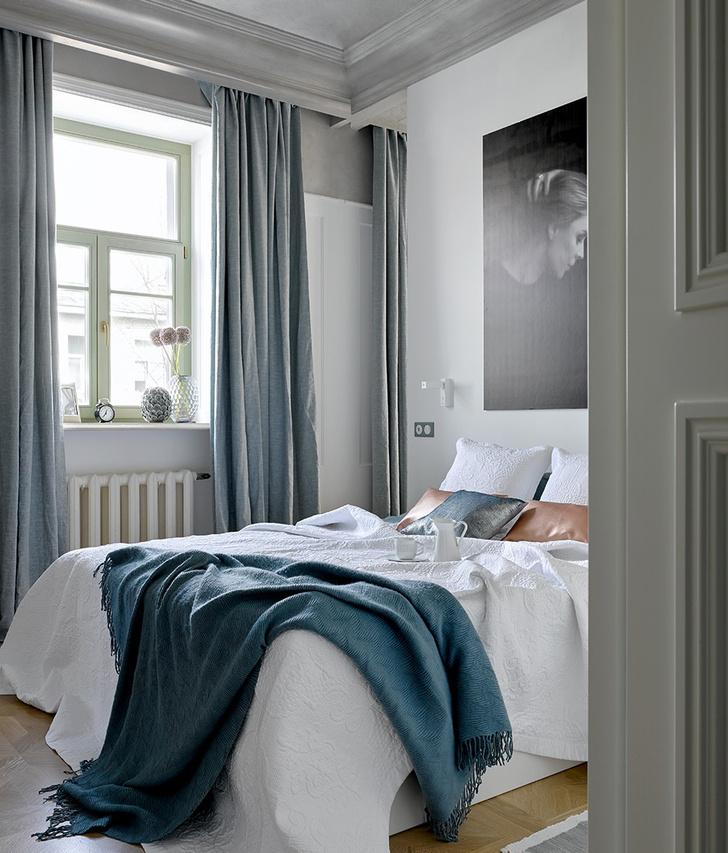 Новая жизнь в старых стенах: проект Елены Горенштейн (фото 17)