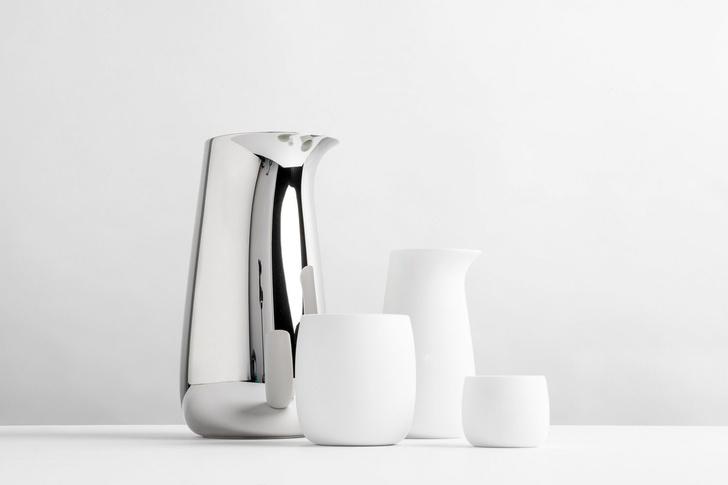 Архитектор Норман Фостер разработал чайный сервиз (фото 2)