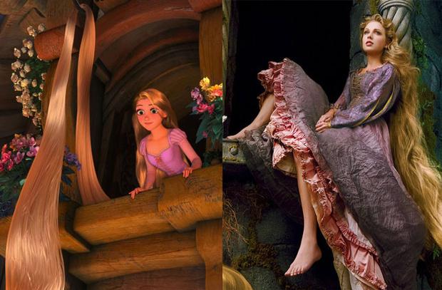 11 принцесс Диснея в реальной жизни (фото 31)