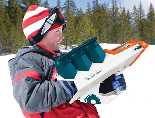Снежкобластеры Snowball Blaster