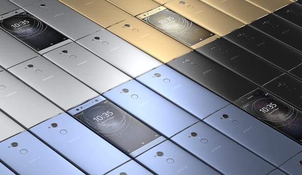 Три новых смартфона от компании Sony (фото 8)